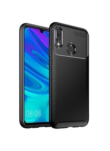 Microsonic Huawei P Smart 2019 Kılıf Legion Series  Siyah